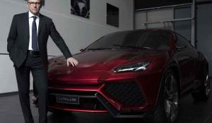 Νέο βαφείο για την Urus φτιάχνει η Lamborghini