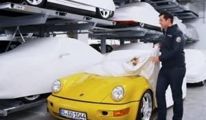Πέντε σπάνιες Porsche παραγωγής [Vid]