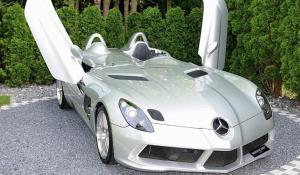 Aυτή είναι η ακριβότερη Mercedes στον πλανήτη
