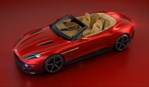 Μια Aston Martin Vanquish αποκλειστικά για συλλέκτες!