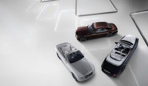 Γκραν Φινάλε για τη Rolls-Royce Phantom