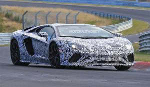 H Lamborghini Aventador facelift θα ονομαστεί Aventador S