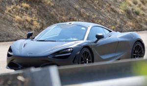 Ελαφρύτερη και πιο γρήγορη και από P1 η McLaren 720S