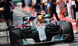 H Mercedes χάλασε το πάρτυ της Ferrari στη Monza