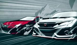 Honda Civic Type R απέναντι στο Lexus LC 500 στην πίστα [Vid]