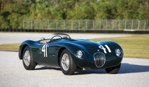 Jaguar C-Type του 1952 αναμένεται να πιάσει πάνω από 5 εκατ. δολάρια