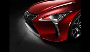 Lexus LC 500, έγινε υβριδικό με 359 ίππους