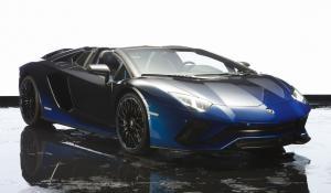 Ειδική έκδοση Lamborghini Aventador S Roadster για την Ιαπωνία