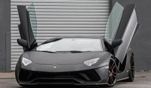Lamborghini Aventador S Roadster by Wheelsandmore