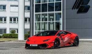 Lamborghini Huracan by Prior Design