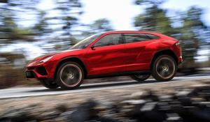 Μεγαλύτερες του αναμενόμενου οι πωλήσεις της Urus δηλώνει η Lamborghini