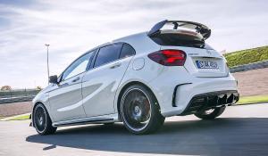 Η νέα Mercedes-AMG A45 θυμίζει supercar