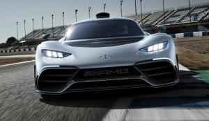 9 μήνες πίσω στο χρονοδιάγραμμα είναι η Mercedes-AMG One
