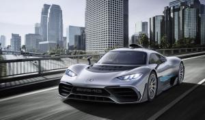 Και το όνομα αυτού: Mercedes-AMG One
