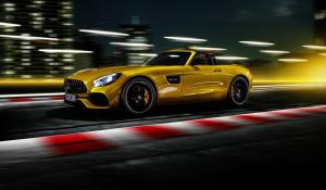 Mercedes-AMG GT S Roadster με 522 άλογα