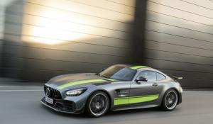 Ανανεωμένη η Mercedes-AMG GT και με έκδοση R Pro