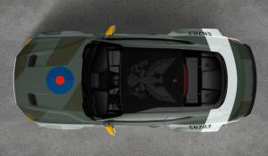 Ford Mustang GT αφιερωμένο στους πιλότους [Vid]