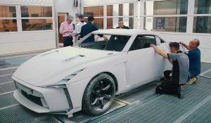 Έτσι κατασκευάστηκε το Nissan GT-R50 από την Italdesign