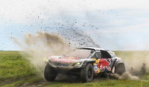 Πρωτιά παρά τις ατυχίες για Peugeot στο Silk Way