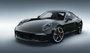 Η Porsche βάζει την 911 στην πρίζα.