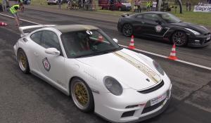 9FF Porsche 997 GTurbo R 1200 ίππων: Πόσο πιο «τούμπανο»; [Vid]