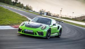 Με ατμοσφαιρικό κινητήρα η νέα Porsche 911 GT3 RS