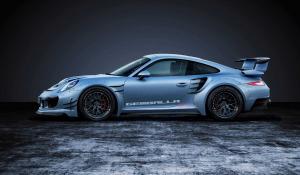 Porsche 911 Turbo Gemballa GTR 8XX Evo-R με 820 άλογα