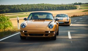 2,7 εκατ. ευρώ πουλήθηκε η Porsche 911 Project Gold