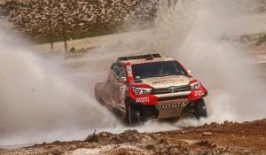 Rally Dakar 2018 Νικητής ο Peterhansel, ο Sainz παρέμεινε στη κορυφή [8η ημέρα] [Vid]