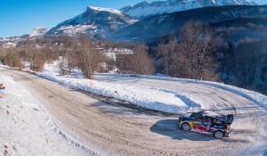 Rally Monte Carlo. Ο Ogier νικητής [Vid]