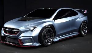 Subaru Viziv Performance STI Concept. Ο προπομπός του νέου WRX STI