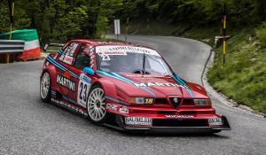 Ο ανατριχιαστικός ήχος της Alfa Romeo 155 DTM V6 Ti [Vid]