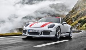 Η νέα Porsche 911 R έρχεται χωρίς όρια παραγωγής;