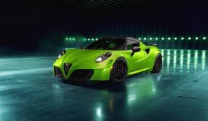 Alfa Romeo 4C από την Pogea Racing [Vid]