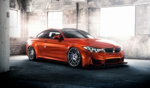BMW M4 της Liberty Walk