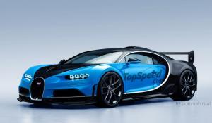Η Bugatti εξετάζει τις Chiron SS, Superleggera και Aperta