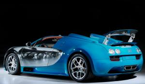 Bugatti Veyron με επέκταση εγγύηση έως 15 χρόνια