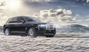 Δεν προλαβαίνει τη ζήτηση της Cullinan η Rolls-Royce