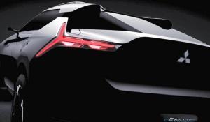 Το Mitsubishi Evo επιστρέφει ως ηλεκτρικό Crossover Concept