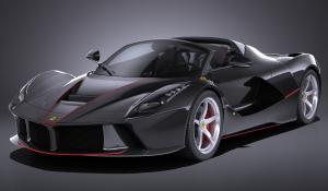 Η Ferrari κατασκευάζει άλλη μια LaFerrari Aperta για φιλανθρωπικό σκοπό