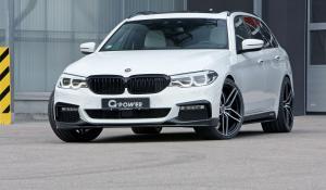 BMW 540i 400  ίππων από την G-Power