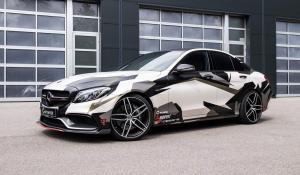 Mercedes-AMG C63 S 800 ίππων από την G-Power