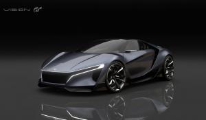 Honda Sports Vision Gran Turismo ή αλλιώς baby NSX [Vid]