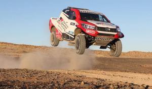 2η μέρα του Rally Dakar 2018 [Vid]