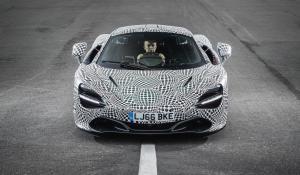 McLaren BP23 Prototype θα ο αντικαταστάτης της McLaren F1