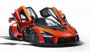 Το Top Gear μας παρουσιάζει την επική McLaren Senna [Vid]