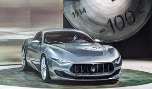 Ηλεκτρικές οι Maserati από το 2019