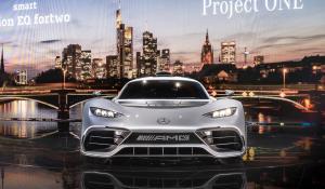 Με 1.100 ίππους το Project One της Mercedes