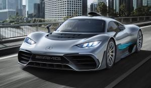 H Mercedes-AMG μας παρουσιάζει το Project One [Vid]