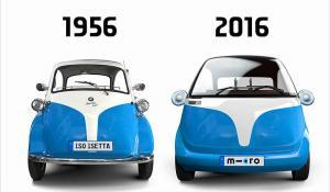 Στην κυκλοφορία ο διάδοχος της BMW Isetta [Vid]